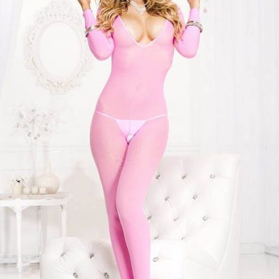 Crotchless Bodystocking