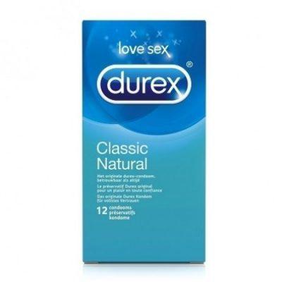 durex-classic-natural condoms