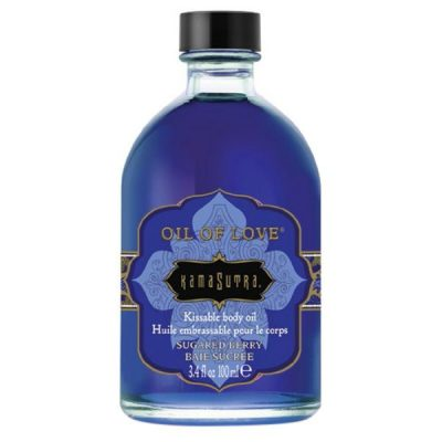 KAMASUTRA - OIL OF LOVE - SUGARED BERRY